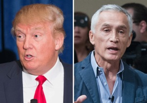 Donald Trump, Jorge Ramos Hit the Morning Shows to Discuss Confrontation