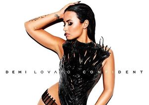 Demi Lovato Looks Hot & Confident on Fifth Album Cover