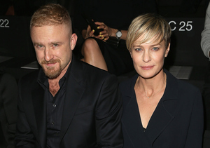 Robin Wright and Ben Foster Call It Quits