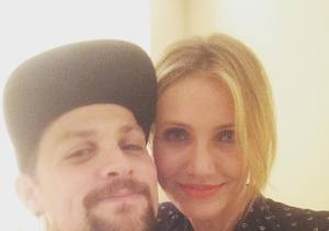Pregnancy Rumors Swirling, Benji Madden Wishes Cameron Diaz a Happy Birthday