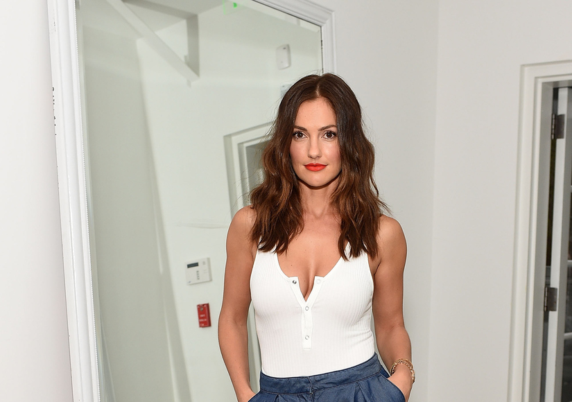 What Harvey Weinstein Allegedly Offered to Minka Kelly If She Agreed to Be His GF