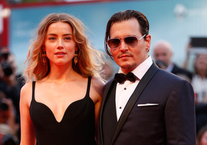 Funny Fakeout! Watch Johnny Depp's Epic Prank on Amber Heard