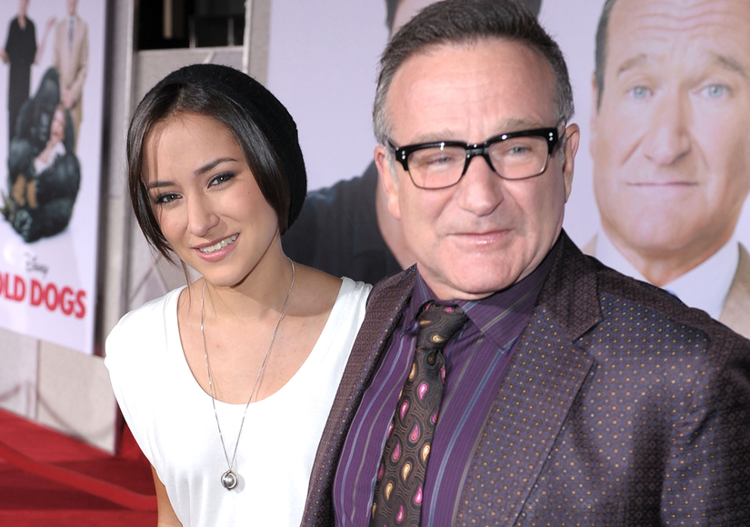 Robin Williams' Daughter Zelda Shares Touching Message About Depression