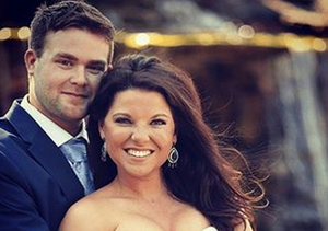 Amy Duggar and Dillon King Are Married! See Their Official Wedding Photo
