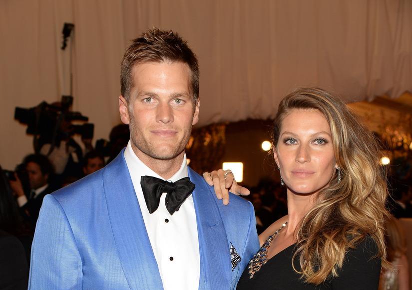Tom Brady Shoots Down Gisele Bundchen Divorce Rumors