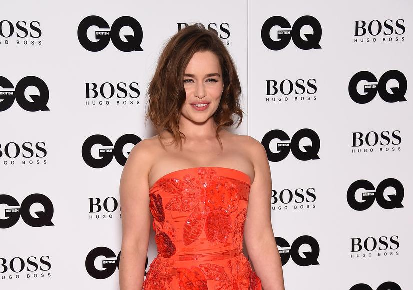 Emilia Clarke Totally 'Can't Stand' Sex Scenes