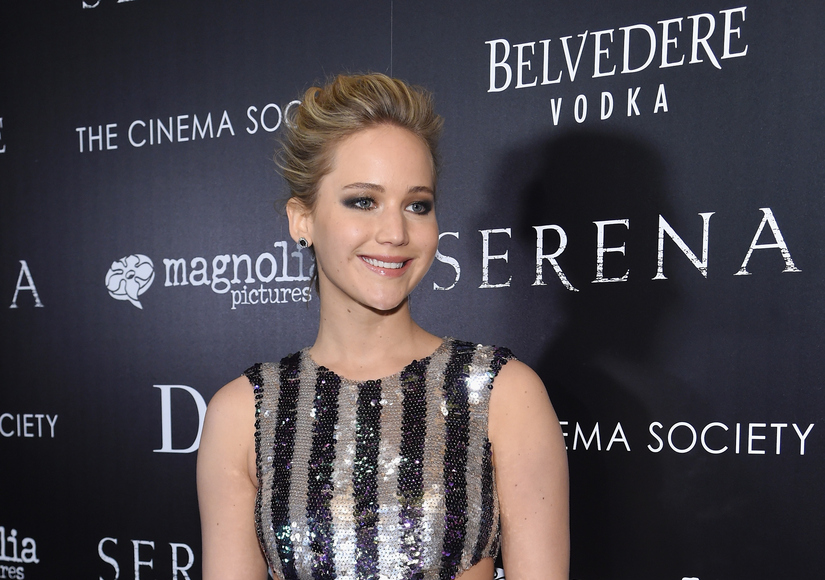Jennifer Lawrence 'Got Really, Really Drunk' for Her First Sex Scene Ever