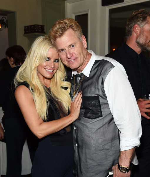 See the $30K Ring Jessica Simpson's Dad Gave Her!