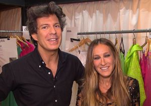 NY Fashion Week! Sarah Jessica Parker Designed a Shoe Collection and It's…