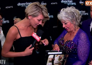 'DWTS' Week 1: Paula Deen Brings Us Treats, and the Cast Chats About the First…