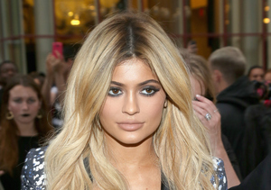 Kylie Jenner Proves Her Breasts Are Real, Reveals Her Cleavage Secret