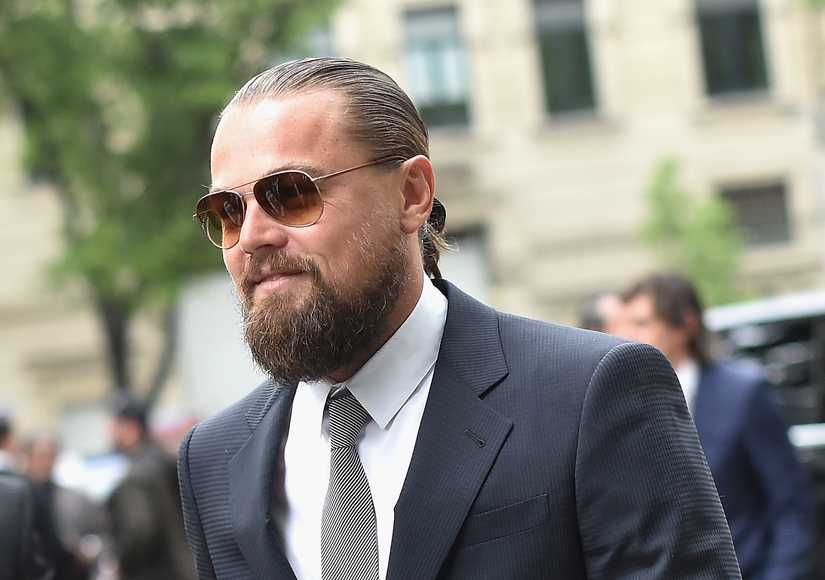 Leonardo DiCaprio Doesn't Look Like This Anymore