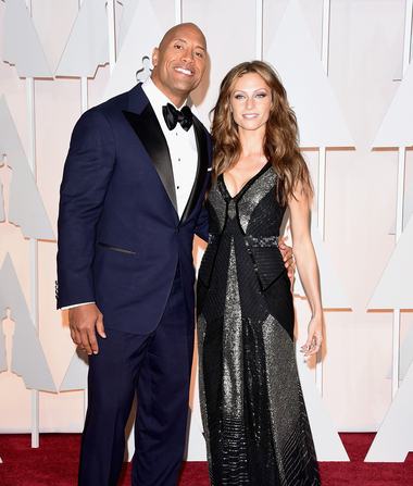 Secret Wedding! Dwayne 'The Rock' Johnson Marries Lauren Hashian