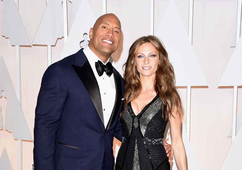Dwayne Johnson & GF Lauren Hashian Expecting Baby #2