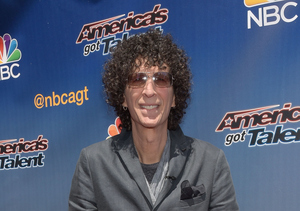 Howard Stern Says Good-bye to 'America's Got Talent' After Four 'Phenomenal'…