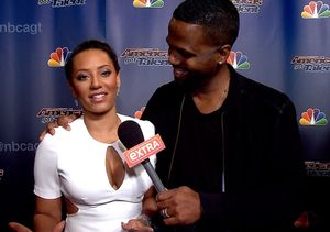 'AGT' Finale! Mel B's Too Hot for TV Parting Gifts for Her Fellow Judges