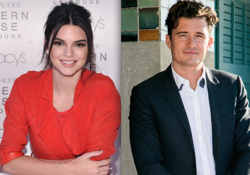 Is Orlando Bloom Secretly Dating Kendall Jenner?