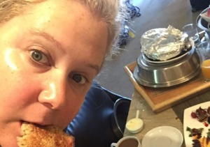 Amy Schumer's Emmy Prep: Bread, No Makeup, and Instagram