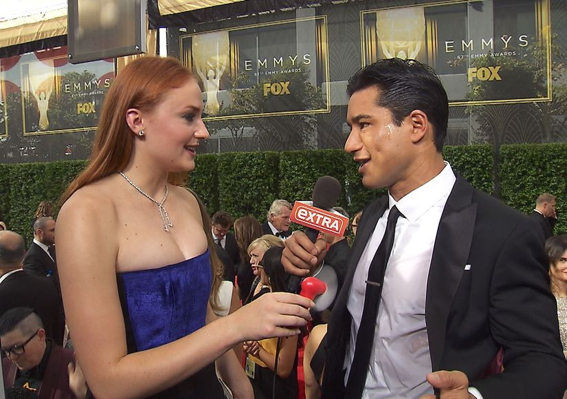 The Stars Handle the Heat on the 2015 Emmys Red Carpet