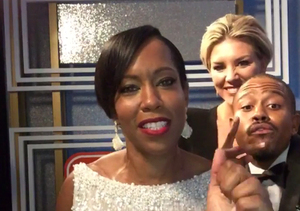 Emmys! 'Extra' Backstage with the Winners