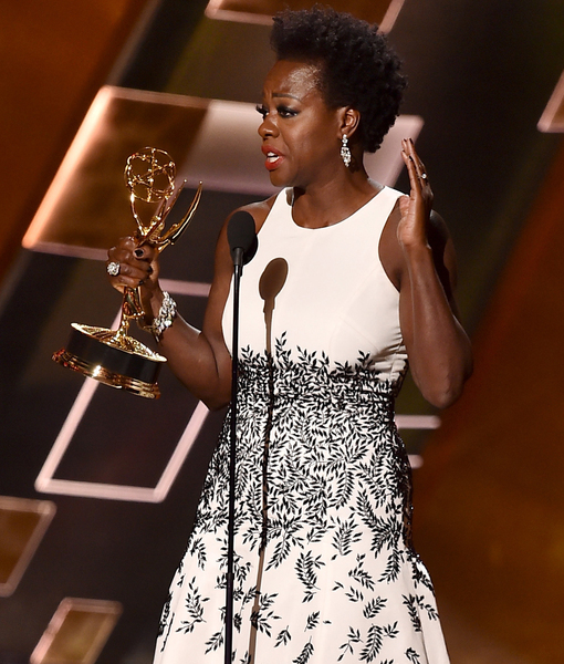 Viola Davis Gives Moving Speech After Making Emmy History & Jon Hamm Finally Won!