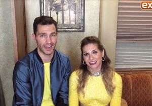 'DWTS' Confessional with Andy Grammer and Allison Holker