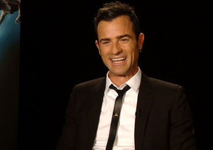 Justin Theroux on 'Leftovers': 'You Can Take the Crazy Person Out of…