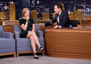 Vladimir Trump? Carly Fiorina Compares The Donald to Putin on 'Tonight Show'