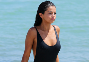 Selena Gomez Shows Off Her Beach Body in Miami