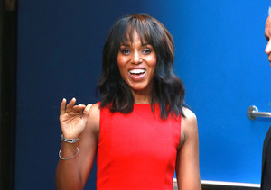 Kerry Washington Ambushed at 'Good Morning America' – See Pic!
