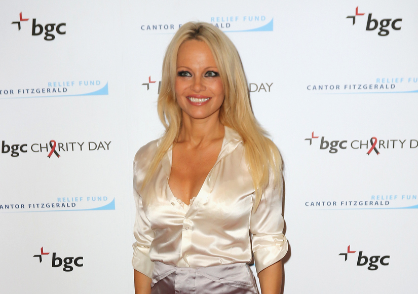 Pamela Anderson Talks New Book, and 'Baywatch' Movie