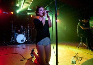 Sorry, Not Sorry! Meg Myers Opens Up on New Album and Touring