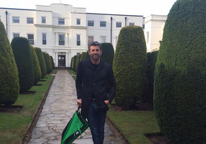See Patrick Dempsey's 'Bridget Jones's Baby' Instagram Post!