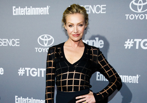 Portia de Rossi Says Ellen DeGeneres Would Be 'Brilliant President'