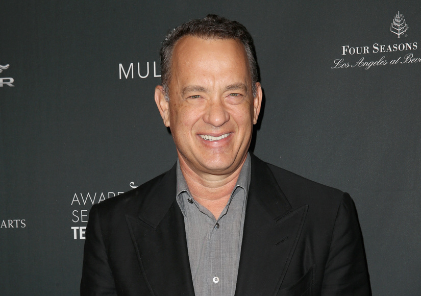 Tom Hanks on Officiating Allison Williams' Wedding, the Pope, and His Wife's Cancer Battle