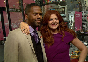 Debra Messing Talks 'Will & Grace' Reunion on 'The Mysteries of Laura'