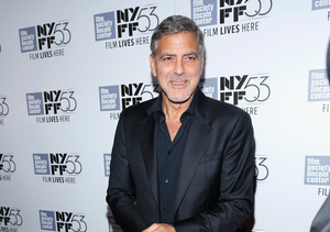 George Clooney Dishes on How He Spent One-Year Anniversary with Amal