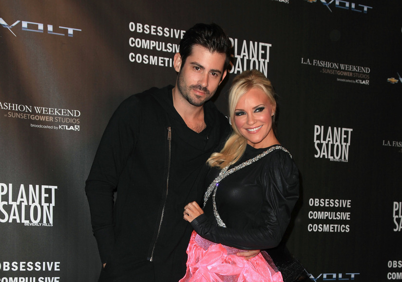 'Girl Next Door' Bridget Marquardt Engaged! See Her Spooky Ring