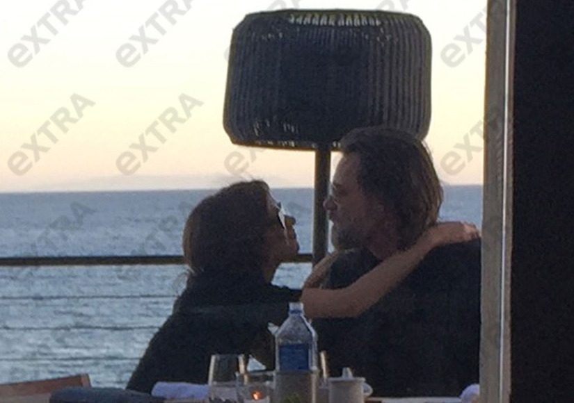 Exclusive Pics: Jim Carrey and Ex Kissing Days Before Her Death, and New…