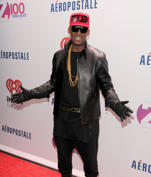 R. Kelly Responds to Sex Cult Rumors