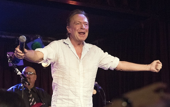 Former Teen Idol David Cassidy Is Charged with Leaving the Scene of a Car Accident