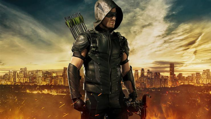 #Olicity, Diggle's Costume and More! Everything We Know About 'Arrow' Season 4