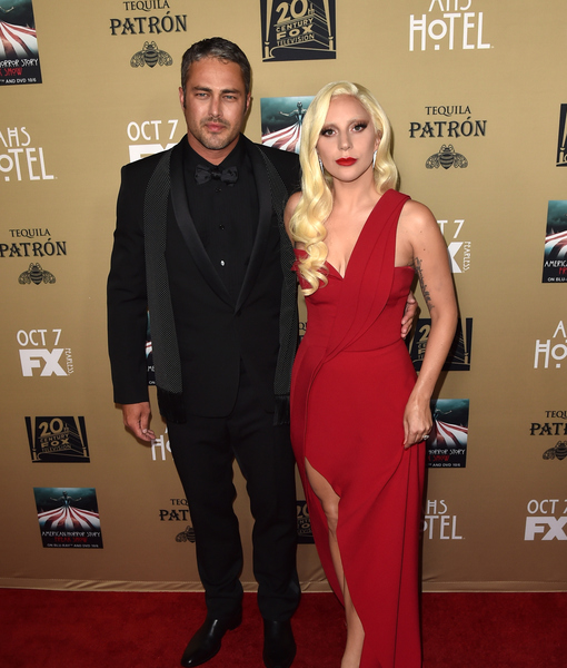 Lady Gaga Is Stoked to Marry Taylor Kinney, Plus Her 'American Horror Story'…