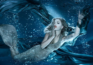 Sexy Siren! See Rita Ora's Mermaid Photo Shoot