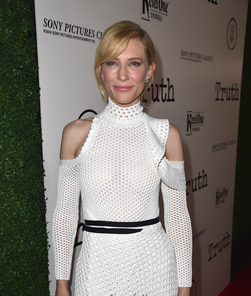 Cate Blanchett Reveals the 'Truth' About Adopted Daughter and Working with…