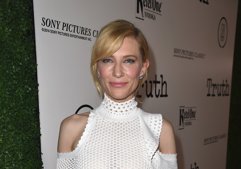 Cate Blanchett Reveals the 'Truth' About Adopted Daughter and Working with Robert Redford