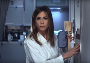 Watch Jennifer Aniston Experience a Nightmare in Funny Emirates Commercial!