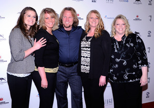 'Sister Wives' Star Admits to Online Affair with Woman, Says She Was Catfished