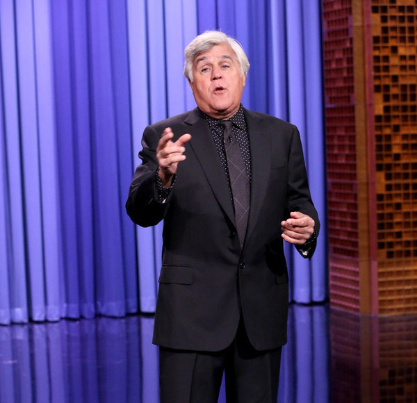 Jay Leno Returns to 'The Tonight Show' – Watch His Monologue!