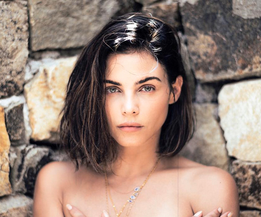 See Jenna Dewan's #TBT Topless and Makeup-Free Photo Shoot
